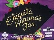 Chiquita Banana's Fan Cartoon Picture