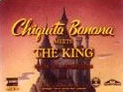 Chiquita Banana Meets The King Cartoon Picture