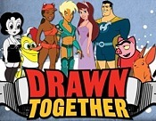 A Very Special Drawn Together After School Special Cartoon Picture