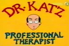 Dr. Katz, Professional Therapist Episode Guide Logo