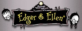 Edgar & Ellen Episode Guide Logo