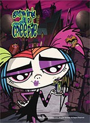 Creepie And The Candy Factory Cartoons Picture