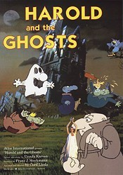 Harold And The Ghosts Cartoon Pictures