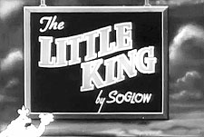 The Little King Theatrical Cartoon Series Logo