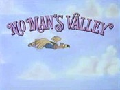 No Man's Valley Free Cartoon Picture