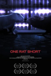 One Rat Short Picture Into Cartoon
