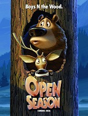 Open Season Pictures In Cartoon