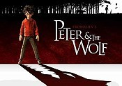 Sergei Prokofiev's Peter & The Wolf Cartoon Pictures