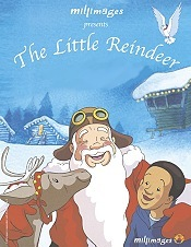 The Little Reindeer Free Cartoon Picture