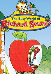 Busytown Soap Box Derby Free Cartoon Picture