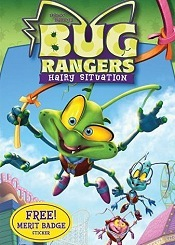Bug Rangers, Hairy Situation Cartoon Picture