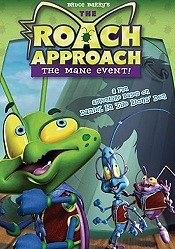 The Roach Approach: The Mane Event Picture To Cartoon