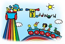 ToddWorld Episode Guide Logo