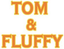Tom Ja Fluffy  Logo
