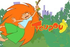 Toupou Episode Guide Logo