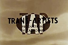 Trans-Artists Productions Studio Logo