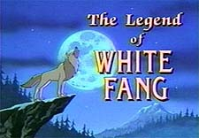 The Legend of White Fang Episode Guide Logo