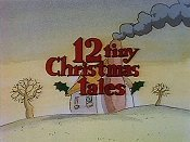 12 Tiny Christmas Tales Cartoon Picture