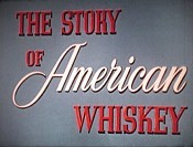 The Story Of American Whiskey Cartoon Picture