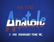 Anatole The Cartoon Pictures