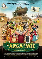 El Arca (The Ark of Noah) Picture Of Cartoon