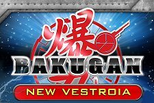 Bakugan Battle Brawlers: New Vestroia Episode Guide Logo