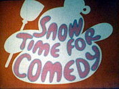 Najveci Snjegovic (Snow Time for Comedy) Cartoon Character Picture