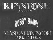 Bobby Bumps And The Detective Story Cartoon Picture