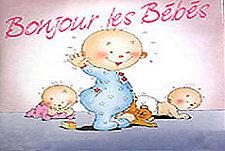 Bonjour Les B�b�s! Episode Guide Logo