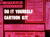 The Do-It-Yourself Cartoon Kit Free Cartoon Picture