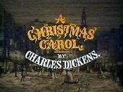 A Christmas Carol Cartoon Picture