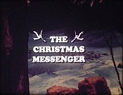 The Christmas Messenger Cartoon Character Picture