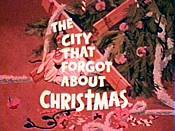 The City That Forgot About Christmas Cartoon Funny Pictures
