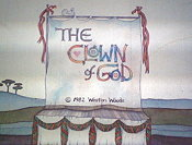 The Clown Of God Cartoon Picture