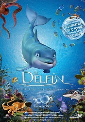 El Delf�n: La Historia De Un So�ador (The Dolphin: Story Of A Dreamer) Picture Into Cartoon