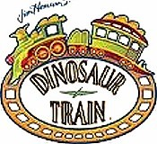 Troodon Train Day Cartoon Picture