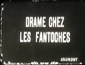 Drame Chez Les Fantoches Cartoon Picture