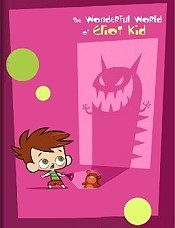 The Bathroom Monster Cartoon Picture