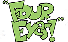 Four Eyes! Episode Guide Logo