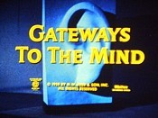 Gateways To The Mind Cartoon Pictures