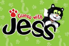 Guess With Jess Episode Guide Logo