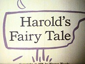 Harold's Fairy Tale Picture Into Cartoon