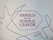 Harold And The Purple Crayon Cartoon Picture