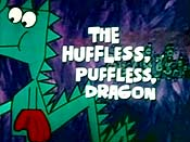 The Huffless, Puffless, Dragon Cartoon Picture