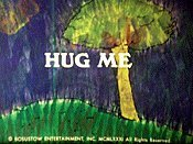 Hug Me Cartoon Picture