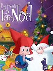 Papa No�l (Father Christmas) Cartoon Picture