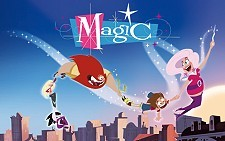Magic Episode Guide Logo