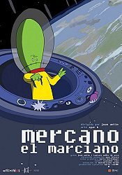 Mercano El Marciano (Mercano The Martian) Picture Of Cartoon