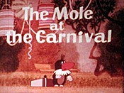 Krtek Na Karnevalu (The Mole At The Carnival) Picture Into Cartoon