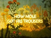 Jak Krtek Ke Kalhotkam Prisel (How The Mole Got His Trousers) Cartoon Picture